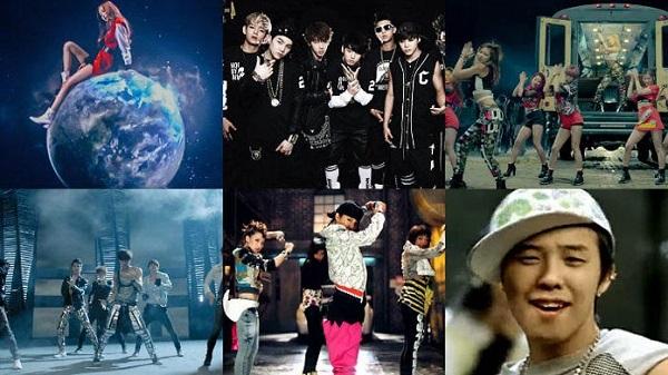 Đặc trưng tạo nên nhóm nhạc Kpop Hàn Quốc