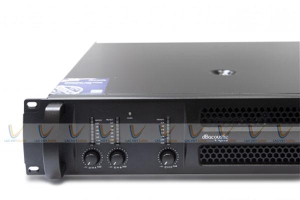 Hệ thống 3 kênh của dBacoustic D2815