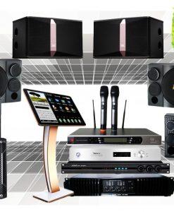 Bộ dàn karaoke gia đình KD 1077