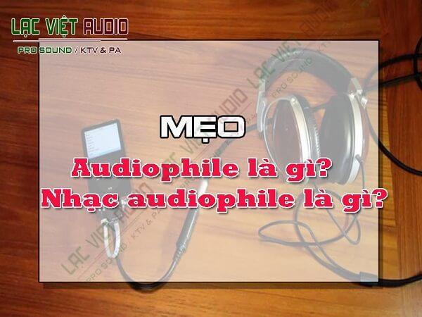 Audiophile tìm nguồn âm ở đâu?