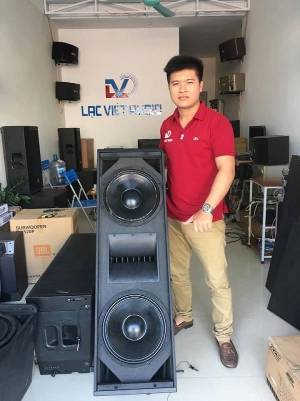 Anh Tài Chuyên gia 10 năm chơi âm thanh