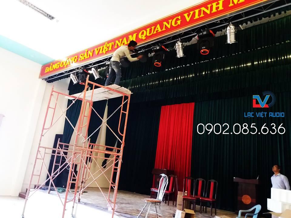 Dự án âm thanh sân khấu