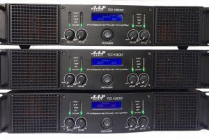 Cục đẩy 4 kênh AAP Audio TD-1000