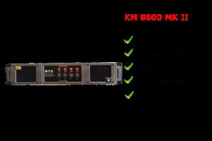 Cục đẩy 4 kênh BT KM 8600MK II