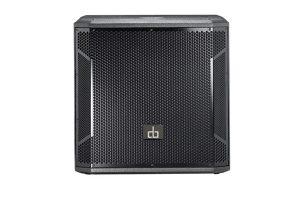 Loa sub đơn bass 50 DB CTX 118S