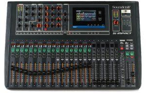 Mixer soundcraft SI Impact nhập khẩu chính hãng