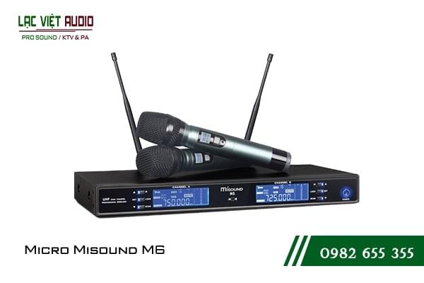 Micro Misound M6 được người tiêu dùng đánh giá cao