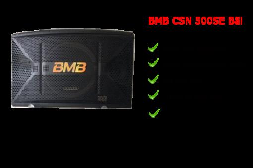 BMB CSN 500SE chất lượng cao