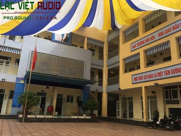 Trường THCS Tây Sơn- Hà Nội