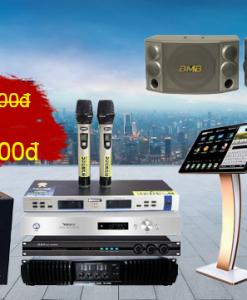 Bộ dàn karaoke LV 689 chất lượng vượt trội
