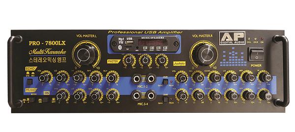 Ampli mini karaoke Pro 7800 LX