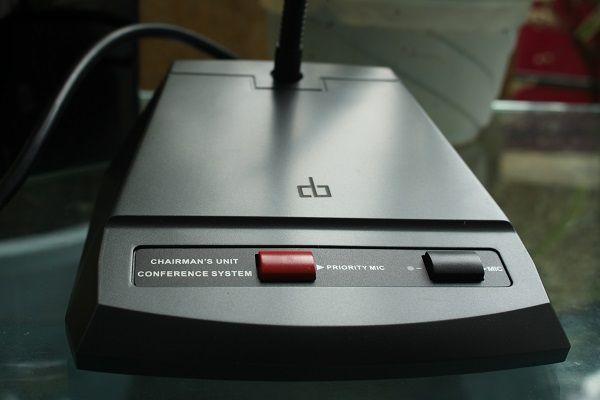 Hộp đại biểu DB LH-8000B