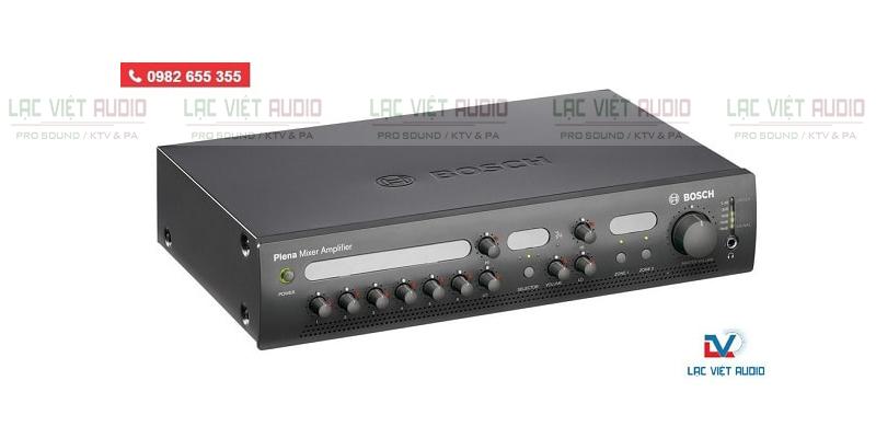Amply Bosch dễ dàng ghép nối với các thiết bị khác, cho chất lượng âm thanh vô cùng tốt