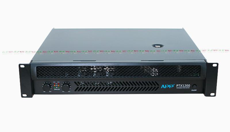 Cục đẩy 2 kênh APP PTX 1200
