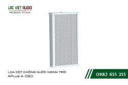 Giới thiệu về sản phẩm Loa cột chống nước ngoài trời APlus A 080