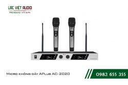 Giới thiệu về sản phẩm Micro không dây APlus AC 2020