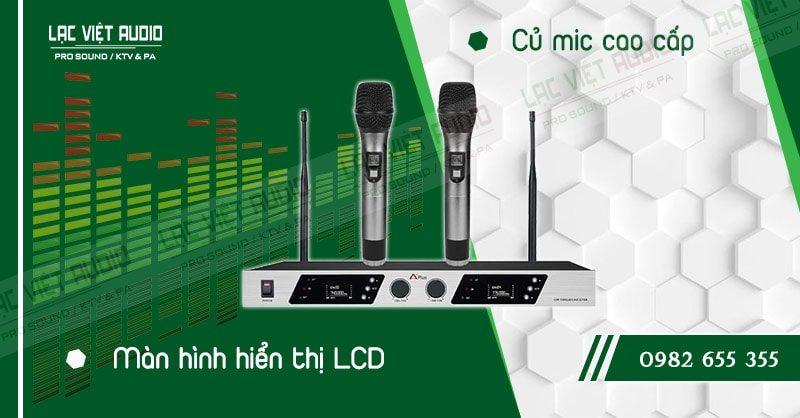 Thiết kế bên ngoài của sản phẩm Micro không dây APlus AC 2040