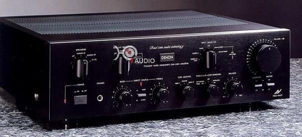 Ampli Denon 940V ghép với loa gì?