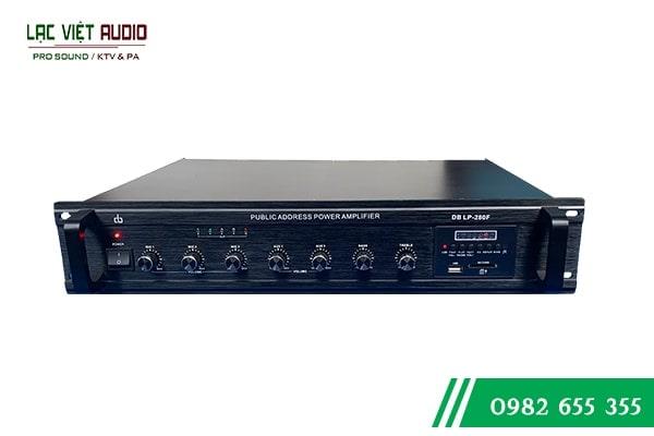 Amply DB LP-280F cho loa phóng thanh