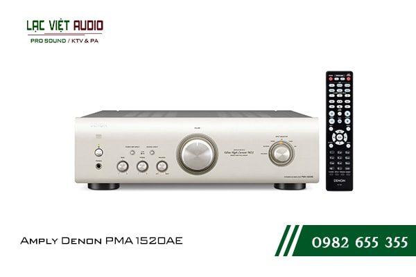 Giới thiệu về sản phẩm Amply Denon PMA 1520AE