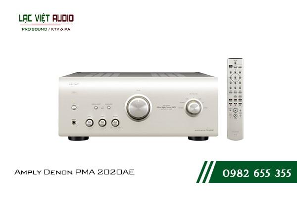 Giới thiệu về sản phẩm Amply Denon PMA 2020AE