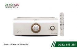 Giới thiệu về sản phẩm Amply Denon PMA SX1