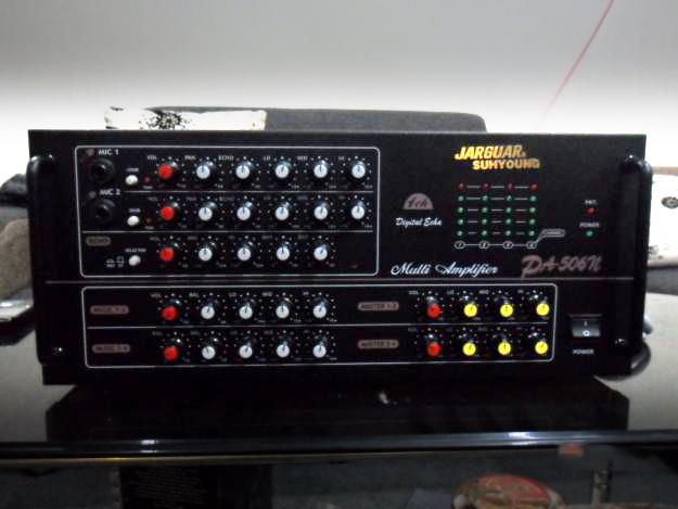 Amply Jarguar PA 506N nhập khẩu chính hãng giá rẻ