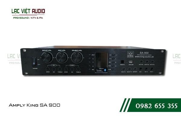 Giới thiệu về sản phẩm Amply King SA 900