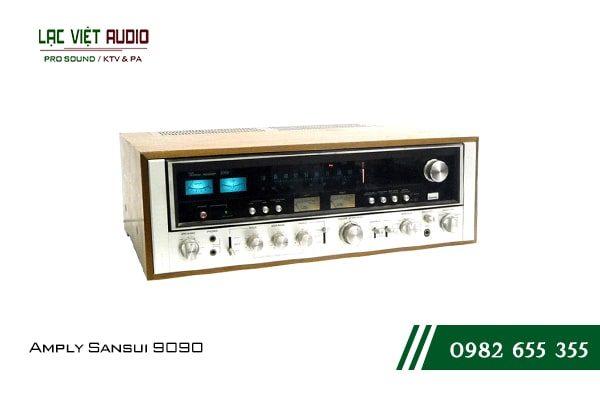 Giới thiệu về sản phẩm Amply Sansui 9090