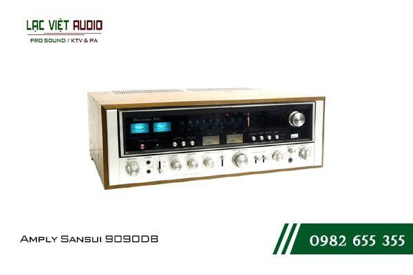 Giới thiệu về sản phẩm Amply Sansui 9090DB