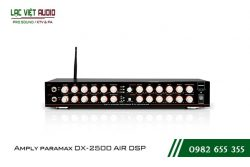 Amply paramax DX 2500 AIR DSP