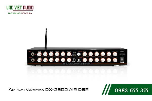 Amply paramax DX 2500 AIR DSP