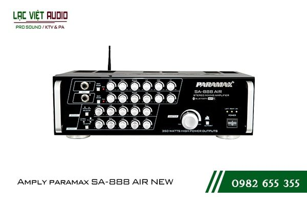 Amply paramax SA 888 AIR NEW