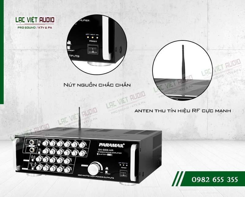 Amply paramax SA 888 AIR NEW chính hãng