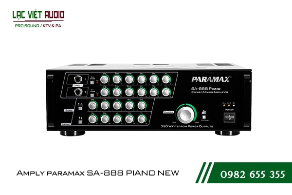 Amply paramax SA 888 PIANO NEW