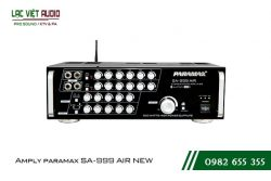 Amply paramax SA 999 AIR NEW
