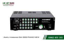 Amply paramax SA 999 PIANO NEW