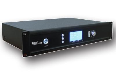 Amply trung tâm Nouxun NX 7600 cho hệ thống âm thanh phòng họp có dây