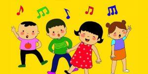 Bài hát cho mẹ và bé từ 0 đến 1,2,3,5,6,9 tháng tuổi