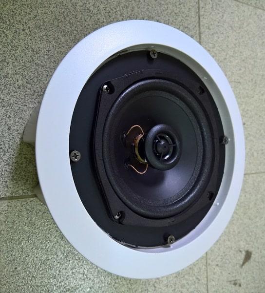 Bass loa bluetooth BLT 355A cho chất âm tốt, nhất là ở dải bass