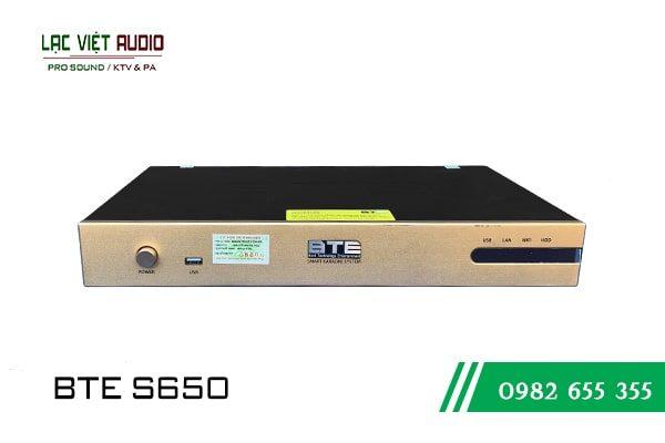 Đầu karaoke BTE S650