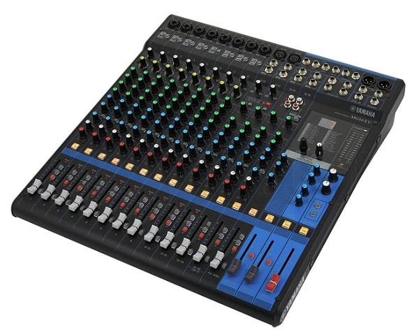 Bàn mixer Yamaha - Niềm tự hào mới của thương hiệu