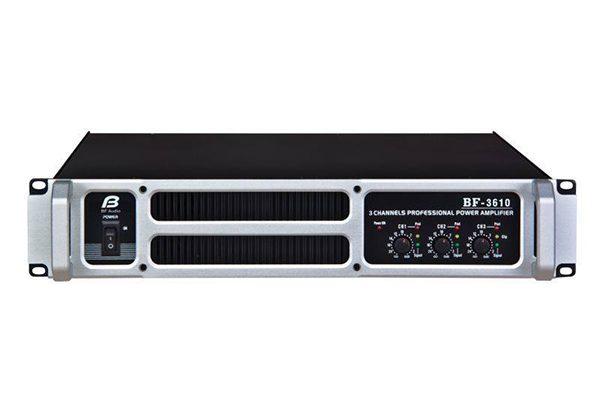 Cục đẩy 3 kênh BFaudio BFaudio 3610 chất lượng cao giá rẻ