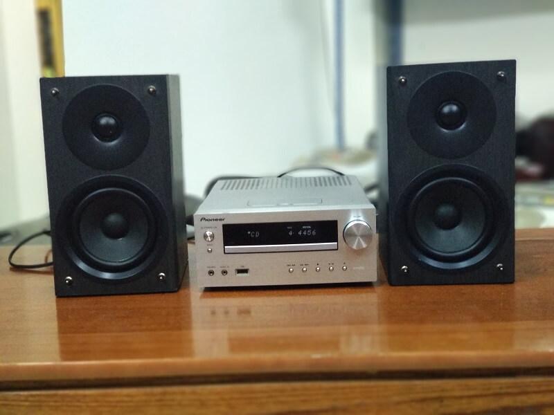 Bộ dàn âm thanh mini Pioneer