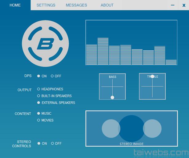 Bongiovi DPS là phần mềm rất đáng để sử dụng thử
