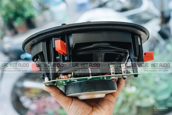 Thông số kỹ thuật loa âm trần Bose Virtually Invisible 791
