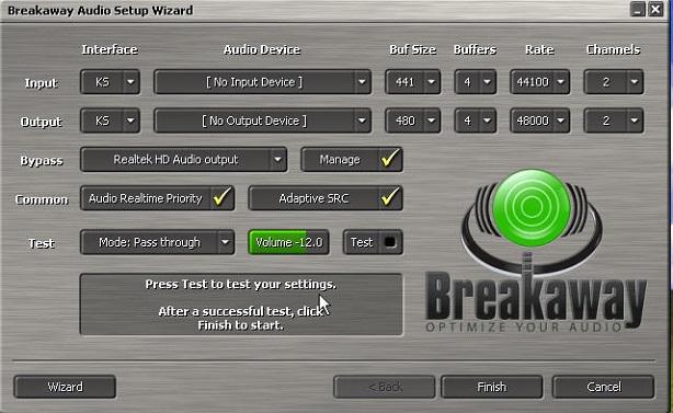 Breakaway Audio Enhancer tăng âm thanh cho loa máy tính cực triệt để và hay tuyệt