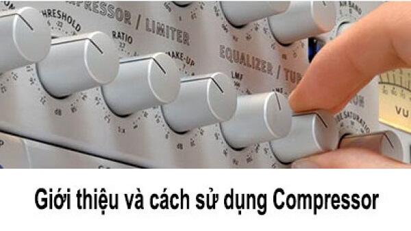 Các thông số cần lưu ý khi điều khiển Compressor