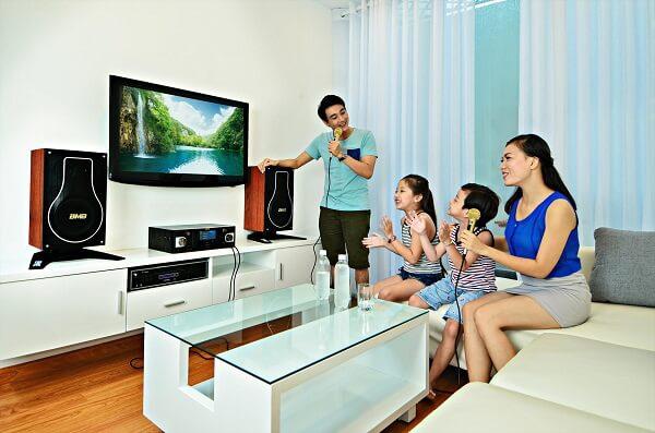 Các thiết bị cho dàn karaoke gia đình dưới 10 triệu tại Lạc Việt Audio