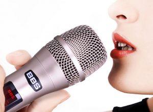 Cách chỉnh mic hát nhẹ không phải quá khó như bạn nghĩ